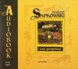 Lux perpetua. Trylogia Husycka - pudełko audiobooku
