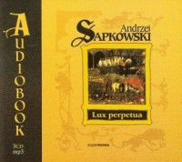 Lux perpetua. Trylogia Husycka (3CD mp3) - pudełko audiobooku