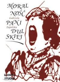 Moralność pani Dulskiej (CD mp3) - okładka podręcznika