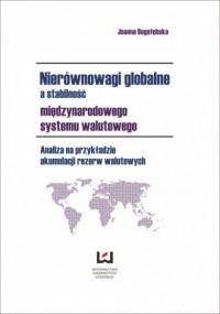 Nierównowagi globalne a stabilność - okładka książki