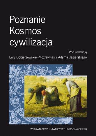 Poznanie, Kosmos, cywilizacja - okładka książki