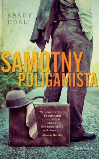 Samotny poligamista - okładka książki