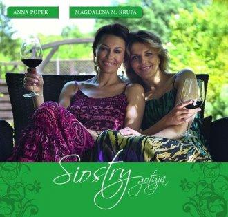 Siostry gotują - okładka książki