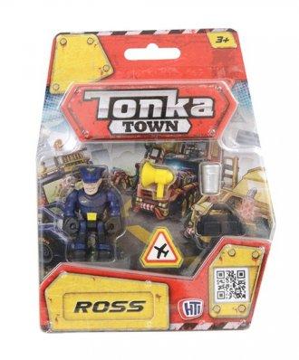 Tonka Town. Ross pilot. Figurka - zdjęcie zabawki, gry