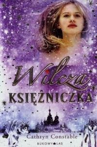 Wilcza księżniczka - okładka książki