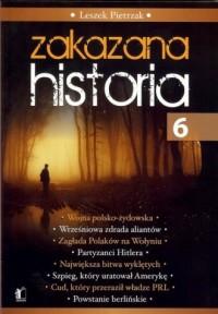 Zakazana Historia 6 - okładka książki