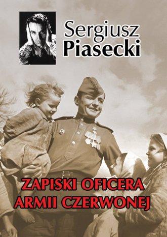 Zapiski oficera Armii Czerwonej - okładka książki