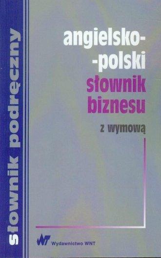 Angielsko-polski słownik biznesu - okładka podręcznika