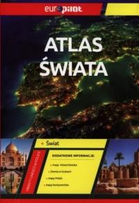 Atlas świata - okładka książki