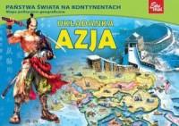 Azja (puzzle) - zdjęcie zabawki, gry