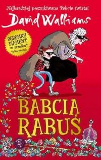 Babcia Rabuś - okładka książki