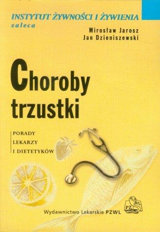 Choroby trzustki. Porady lekarzy - okładka książki