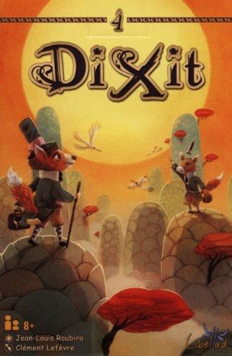 Dixit 4 - zdjęcie zabawki, gry