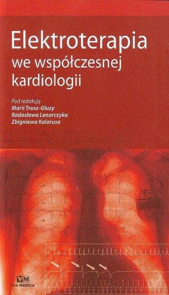 Elektroterapia we współczesnej - okładka książki