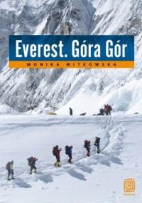 Everest. Góra Gór - okładka książki