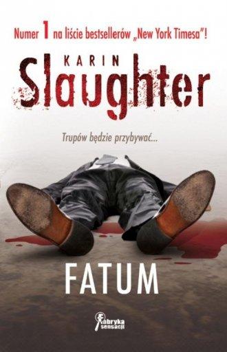 Fatum - okładka książki