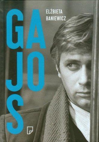 Gajos - okładka książki