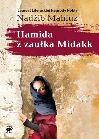 Hamida z zaułka Midakk - okładka książki