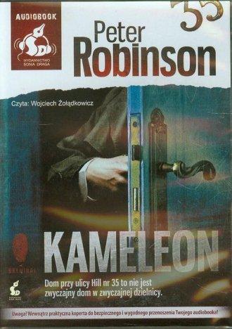 Kameleon (CD mp3) - pudełko audiobooku