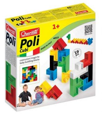 Klocki Poli Cubi - zdjęcie zabawki, gry
