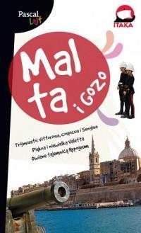 Malta i Gozo - Bartłomiej Sadulski - okładka książki