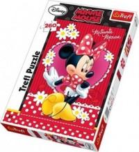 Minnie (puzzle, 260-elem.) - zdjęcie zabawki, gry