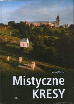 Mistyczne Kresy - okładka książki