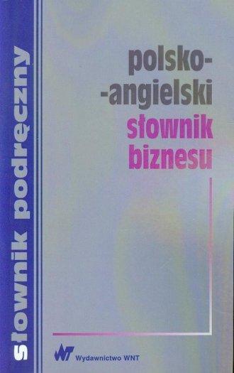 Polsko-angielski słownik biznesu - okładka podręcznika