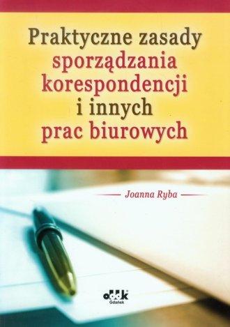 Praktyczne zasady sporządzania - okładka książki