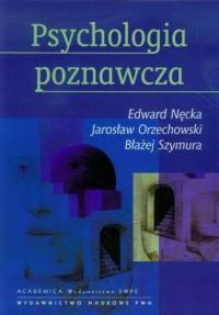 Psychologia poznawcza (+ CD) - okładka książki