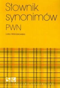 Słownik synonimów PWN - Wydawnictwo - okładka książki