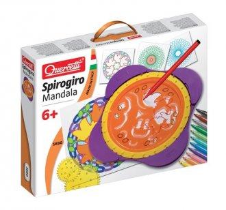 Spirograf Mandala - zdjęcie zabawki, gry