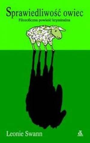 Sprawiedliwość owiec. Filozoficzna - okładka książki