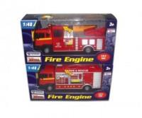 Straż Pożarna Scania (światło dźwięk) - zdjęcie zabawki, gry