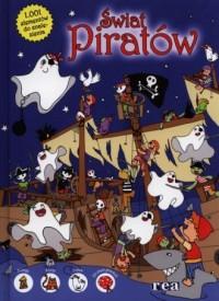 Świat Piratów - okładka książki