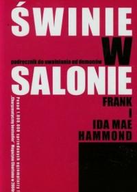 Świnie w salonie - okładka książki