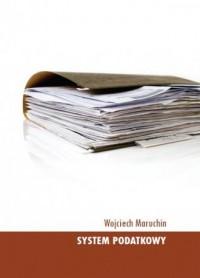 System podatkowy - okładka książki