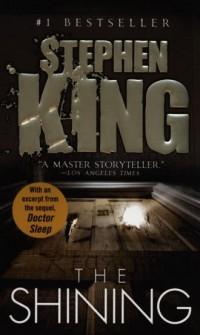 The Shining - okładka książki
