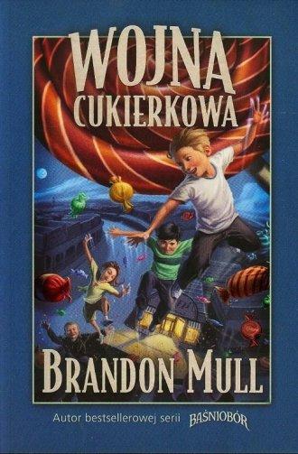 Wojna cukierkowa - okładka książki