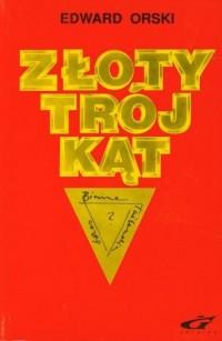 Złoty trójkąt - okładka książki