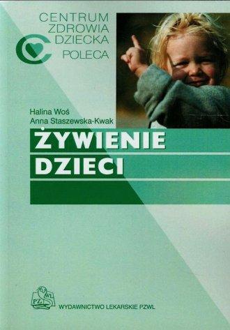 Żywienie dzieci - okładka książki
