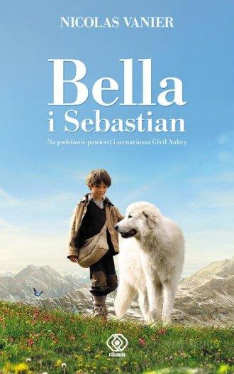 Bella i Sebastian - okładka książki
