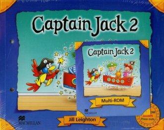 Captain Jack 2. Pupils Book Pack (+ Multi-ROM