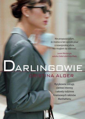Darlingowie - okładka książki