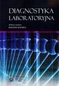 Diagnostyka laboratoryjna - okładka książki