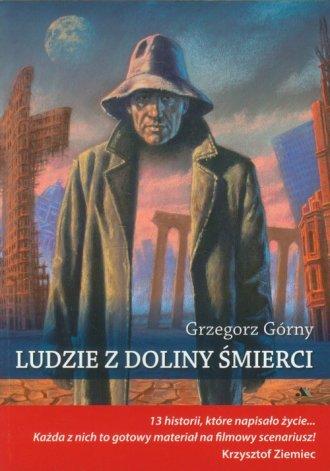 Ludzie z doliny śmierci - okładka książki