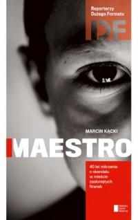 Maestro. Historia milczenia - okładka książki