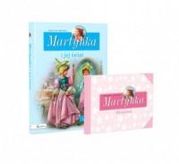 Martynka i jej świat (+ pamiętnik) - okładka książki