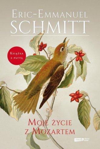 Moje życie z Mozartem - okładka książki