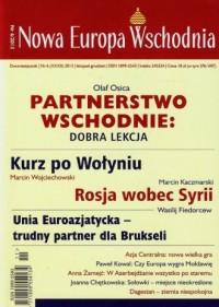 Nowa Europa Wschodnia 6/2013 - okładka książki